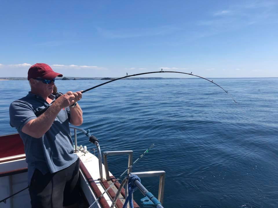 Newquay Fishing Trips